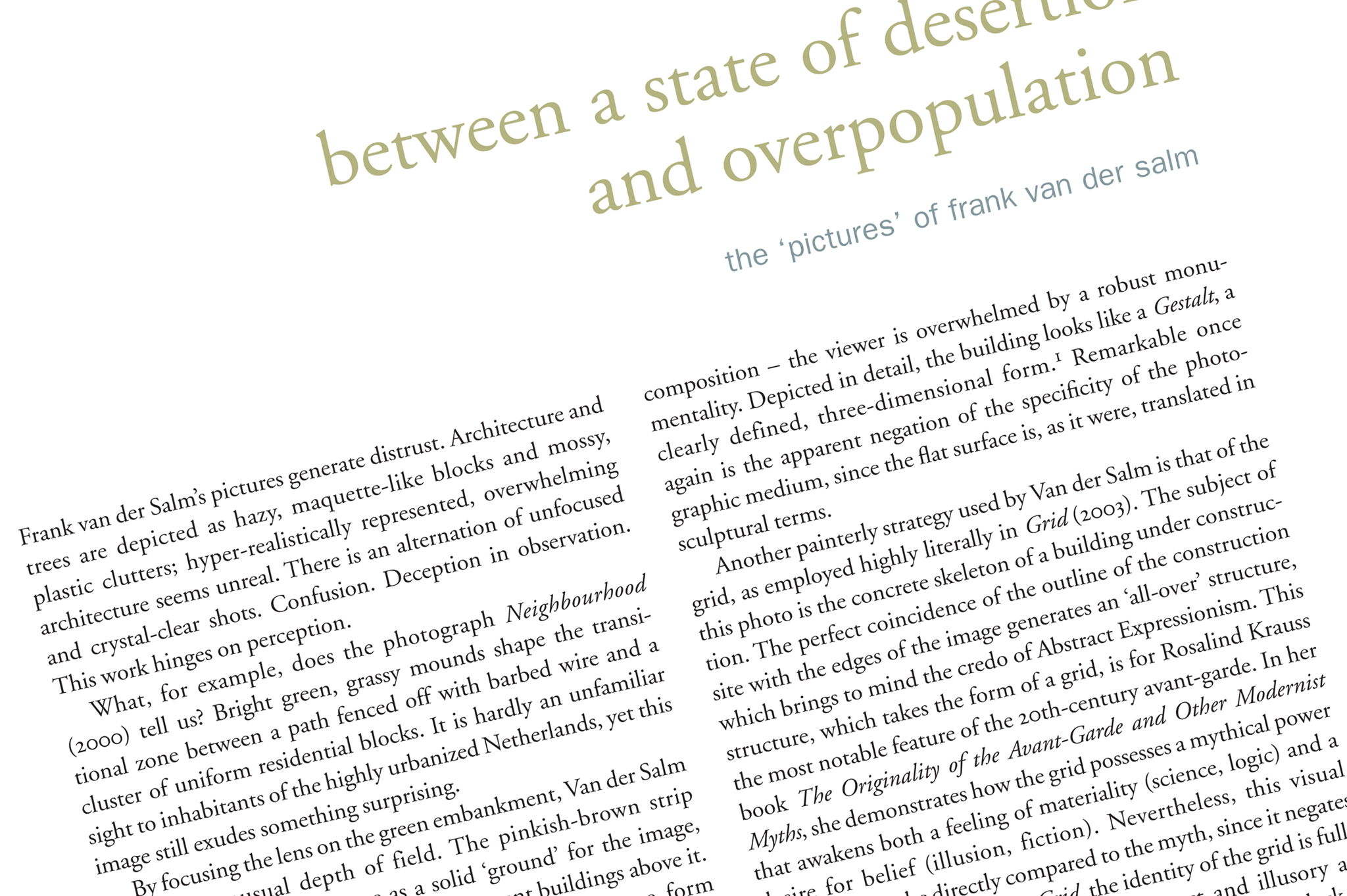 Is overpopulation a global crisis - Essay Example